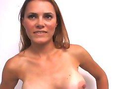 girl with nice tits big nipples fucking