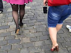 Streetlegs - mature legs and muscle calves! The movie...