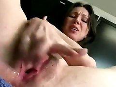 Female Squirt Orgasm