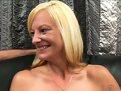This week's slutty mom was shopping at a yard sale when we showed up and offered to stuff her bag with our cocks. She couldn't wait to check out what we had to offer. This mama was on our cocks like a little brat on a nipple! Don't miss out on this Mature