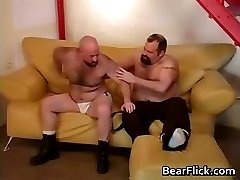 Gay bear homos fucking and licking ass part5