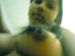 Indian couple on Cell phone camera