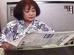 Japanese Grannies #16