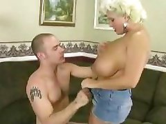Mature Busty Mom Gets Pounded