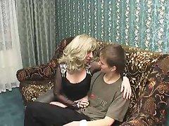Russian mom needs boy
