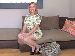 Threesome with wife in casting