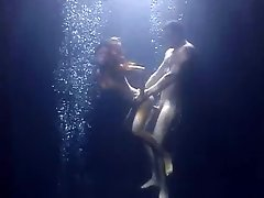 Midnight Underwater love!
