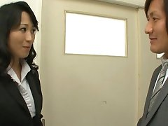 Natsumi kitahara rimming some guy part6