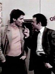 Wade Nichols, Robert Kerman, Jean Sanders in vintage sex scene