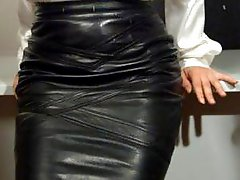 leather porn