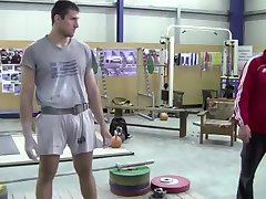 Str8 super kettlebell record - bulge