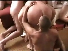 Swingers Orgy part 2