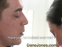 DaneJones Puffy nipple teen begs sisters BF for creampie orgasm