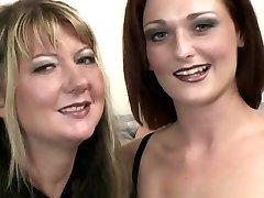 Filthy British Lesbian Sluts Donna