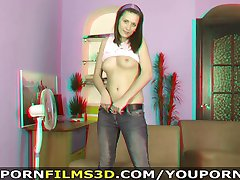 Porn Films 3D - Hairy pussy from all angles