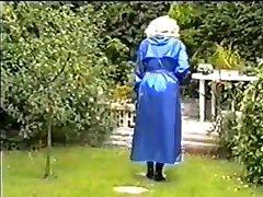 rubber gas nurse