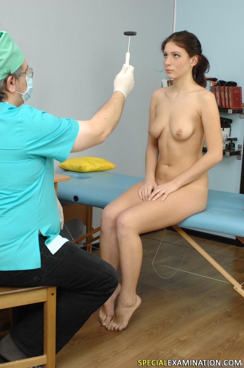 Wet mature nude women