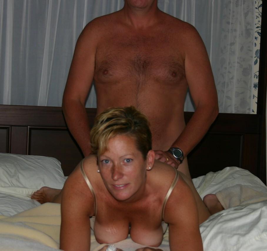 Swinging wife fucks black man