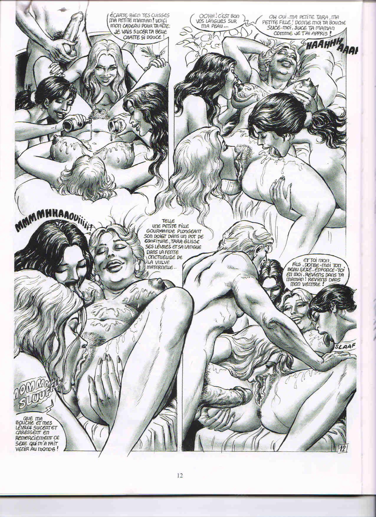 Bdsm Porn Comics hilda 4 - cruel bdsm comics