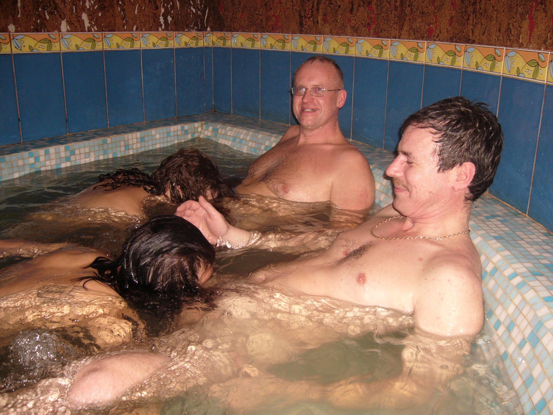 Three emo girls naked