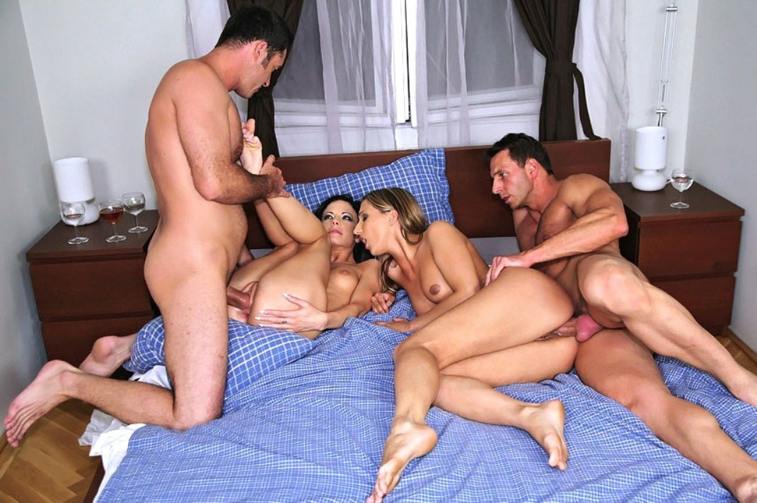Watch Amateur Swinger Reality Show Fucking Group Orgy