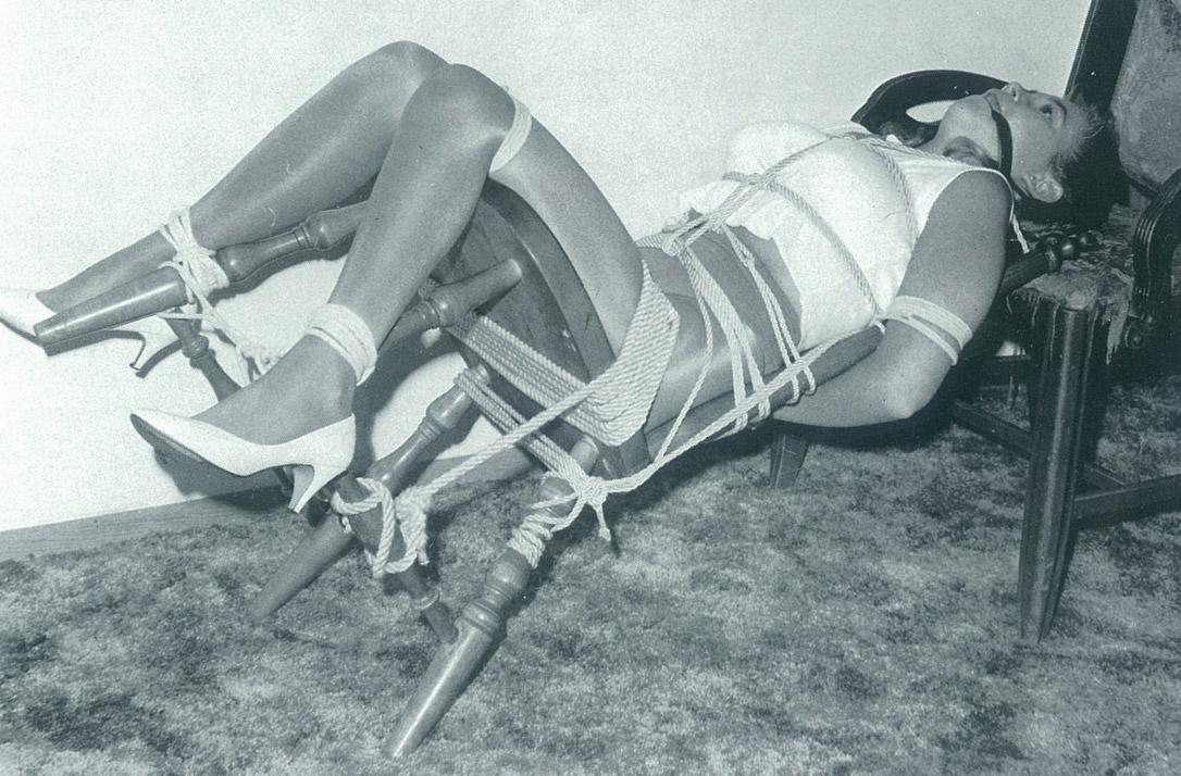 retro bondage porn