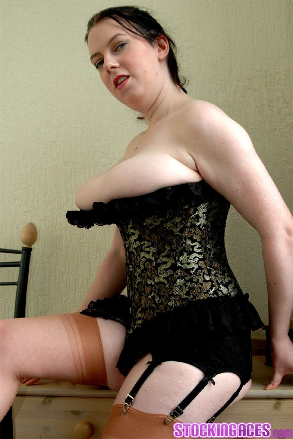 Mature wife large breasts wearing corset Mature Tits Corsets Niche Top Mature