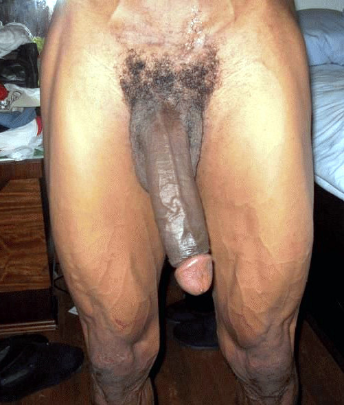 Gay ebony big cock