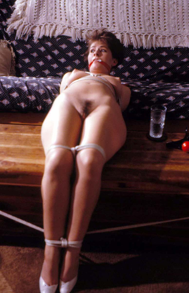Bdsm Vintage Porn vintage outdoor bondage
