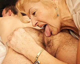Hairy old ladies getting fucked Hairy Old Lady Fucking And Licking Ass