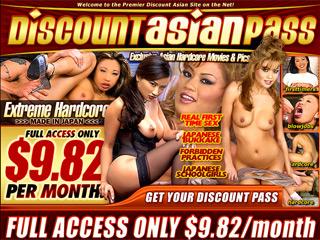 Discount Asian Pass