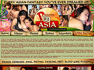 Pleasure Me Asia