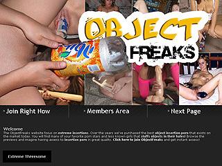 Object Freaks