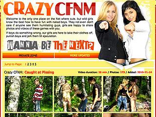 Crazy CFNM