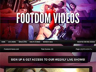 Footdom Videos