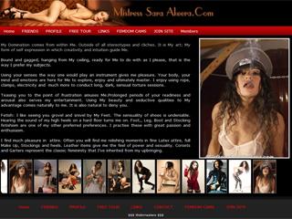 Mistress Sara Akeera
