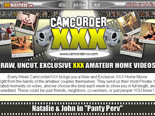 Camcorder XXX