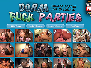 Dorm Fuck Parties