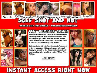 Selfshot And Hot
