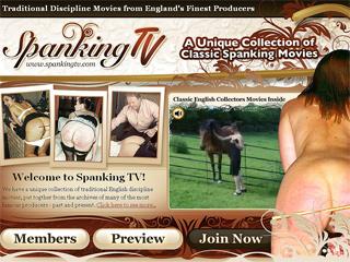 Spanking Tv