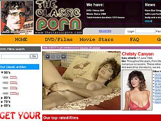 The Classic Porn