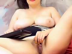 Young girl with lovely pussy and tits