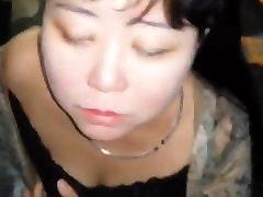 chubby Asian facial