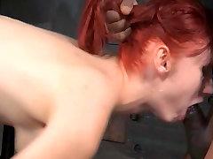 VM BDSM Bent Over Deep Throat Fuck