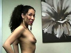 sexy latina girl strip