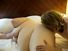 Sexy BBW And Her Lover