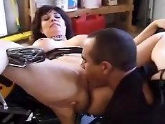HOT FUCK 220 Busty Mature Biker Slut