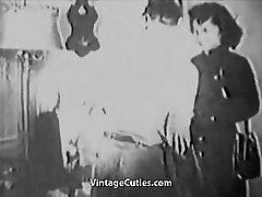Orgasm Treat the Body 1940s Vintage