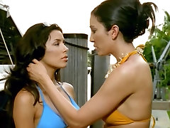 Eva Longoria - Lesbian Kiss