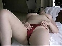 banging my mature pussy
